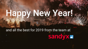 Happy New Year Sandyx