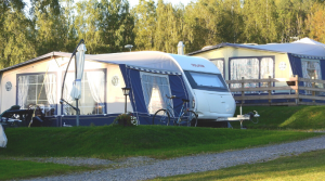 Camping and Caravanning Club from dated to dynamic