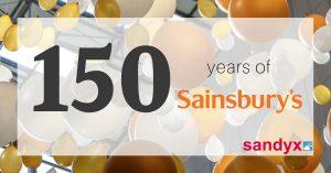 Celebrating 150 years of Sainsbury's