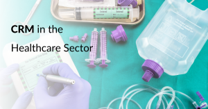CRM in the healthcare sector