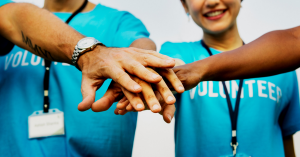 How does Salesforce support non profits?