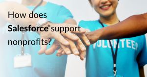 Salesforce nonprofits