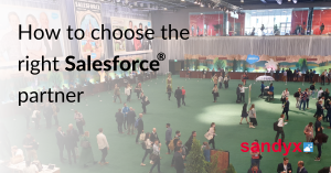Finding the right Salesforce partner