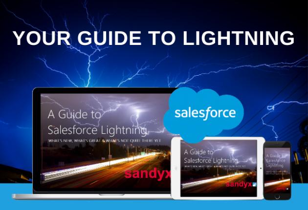 Salesforce Classic v Lightnin