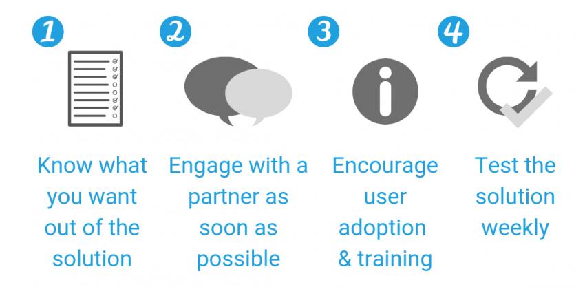 Salesforce Implementations DIY use a partner